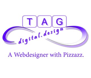 TAG Digital Design Logo
