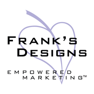 Frank's Designs Empowered Marketing™ Logo