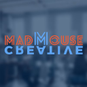 Mad Mouse Creative Logo