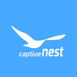 Captive nest logo