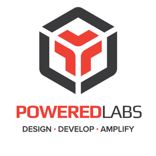 Powered Labs Logo