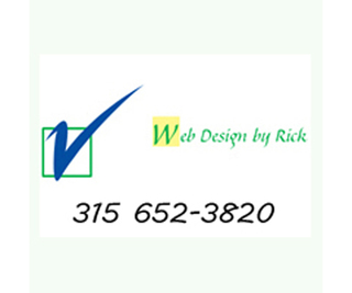 Web Design by Rick Logo