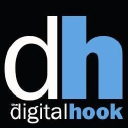 The Digital Hook Logo