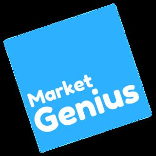 Market Genius Logo