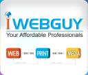 I Web Guy Logo