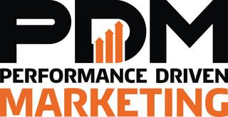 Performance Driven Marketing Logo
