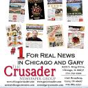 The Crusader Newspaper Logo