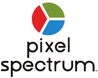 Pixel Spectrum Logo