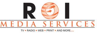 ROI Media Logo