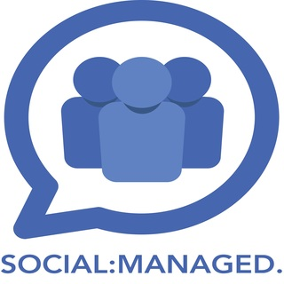 Social Managed Logo