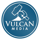 Vulcan media logo without backer