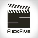 FlickFive Films Logo