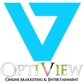 OptiView 360 Digital Online Marketing Agency Logo