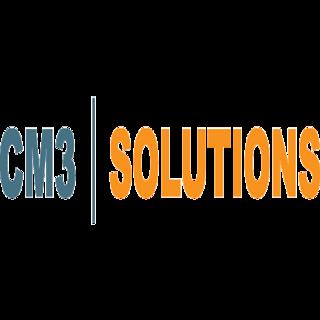 CM3 Solutions Logo