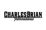 Charles brian international logo