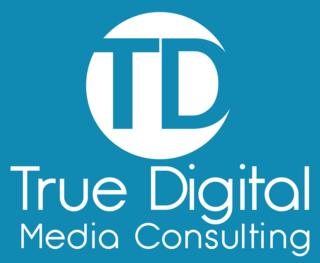 True Digital Media Consulting Logo