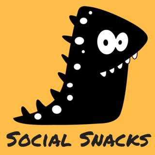 Social Snacks  Logo