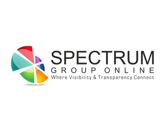The Spectrum Group Online Logo