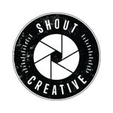 Shout logo social media