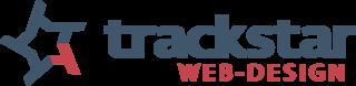 Trackstar Web Design Logo