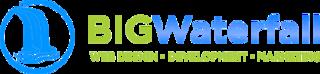 Big Waterfall  Logo