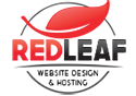 Red Leaf Websites & Hosting Logo