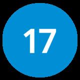 17blue icon