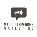 My Loud Speaker Marketing Logo