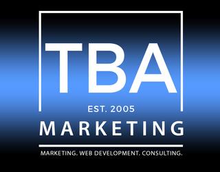TBA Marketing Logo
