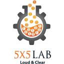 5x5 Lab Logo