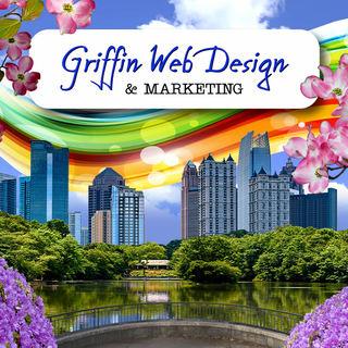 Griffin Web Design & Marketing Logo