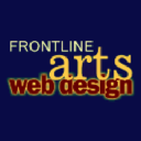Frontline Arts Logo