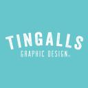 Tingalls Graphic Design Logo