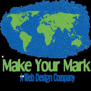 Make Your Mark Web Design Logo