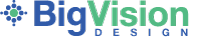 Big Vision Design Logo