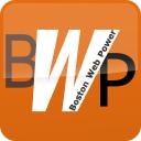 Boston Web Power Logo