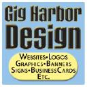 Gig Harbor Design Logo