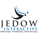Jedow Interactive, LLC. Logo