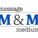 Message & Medium Logo