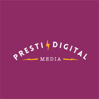 PrestiDigital Media Logo