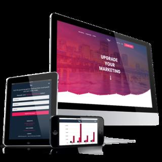 Laborem Edge: Digital Marketing Agency Logo