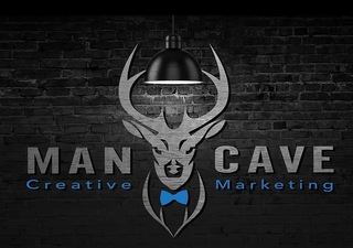Man Cave Creative Marketing Logo