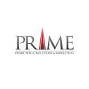 Prime Public Relations Marketing & Digital Media Logo