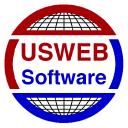 USWEB SOFTWARE Logo