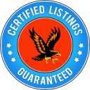 CERTIFIED LISTINGS Logo