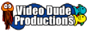 Video Dude Productions, Inc. Logo