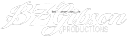 BZGibson Productions Logo