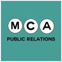 MCA Public Relations Logo