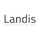 Landis Message & Media Logo