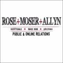 Rose + Moser + Allyn Logo